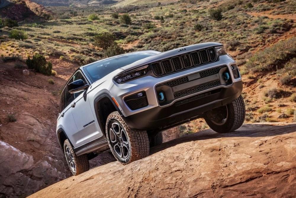 Yeni Jeep Grand Cherokee resmen tanıtıldı - 4