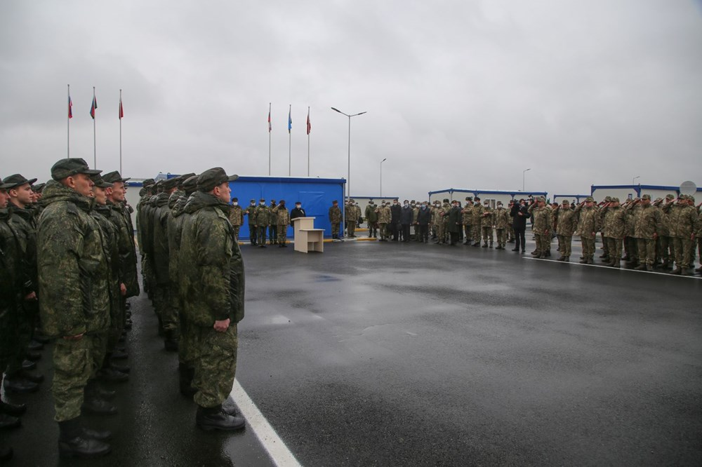 Dağlık Karabağ'da Türk-Rus Ortak Gözlem Merkezi faaliyete başladı - 25