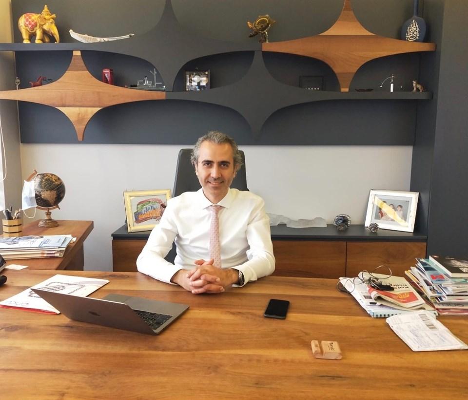 Erkan Uçar, President of the Association of Dental Materials Industrialists and Businessmen (DİŞSİAD)