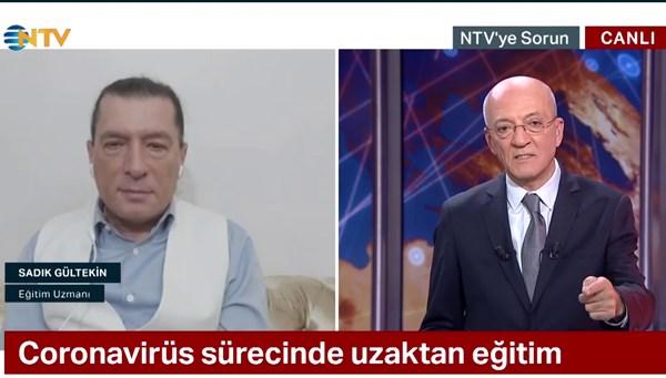 NTV'ye Sorun 6 Nisan 2020 (Konuk: Sadık Gültekin)
