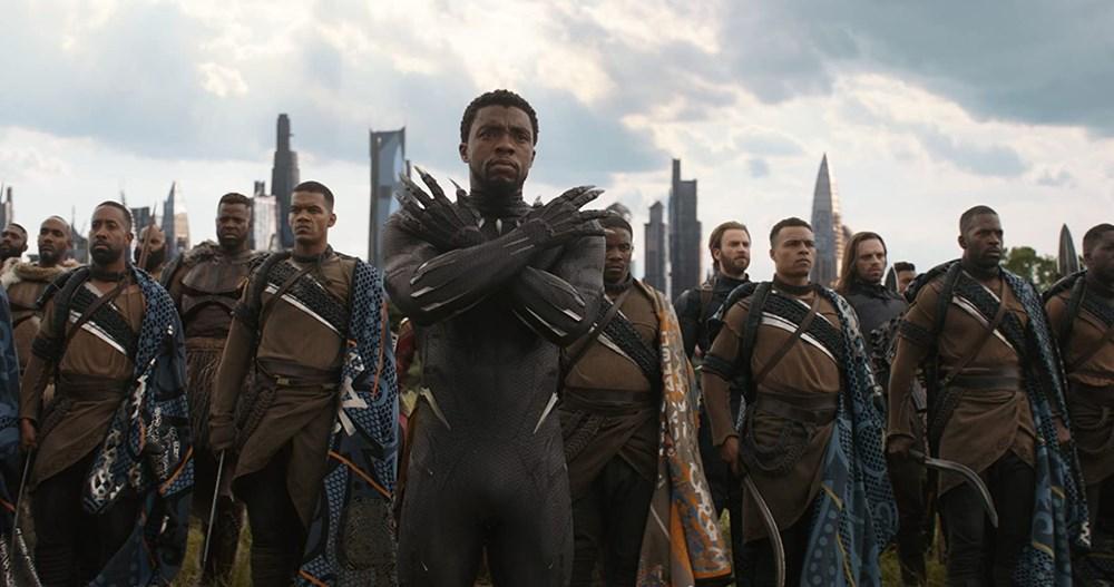 Black Panther'in yönetmeni Ryan Coogler: En önemli repliklerden biri Chadwick Boseman'ın fikriydi - 2