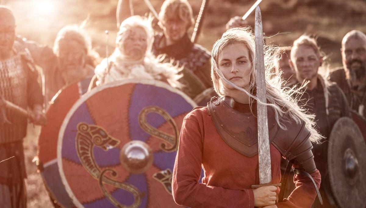 Vikinglerin çoğunun koyu renk saçlara sahip olduğu ortaya çıktı
