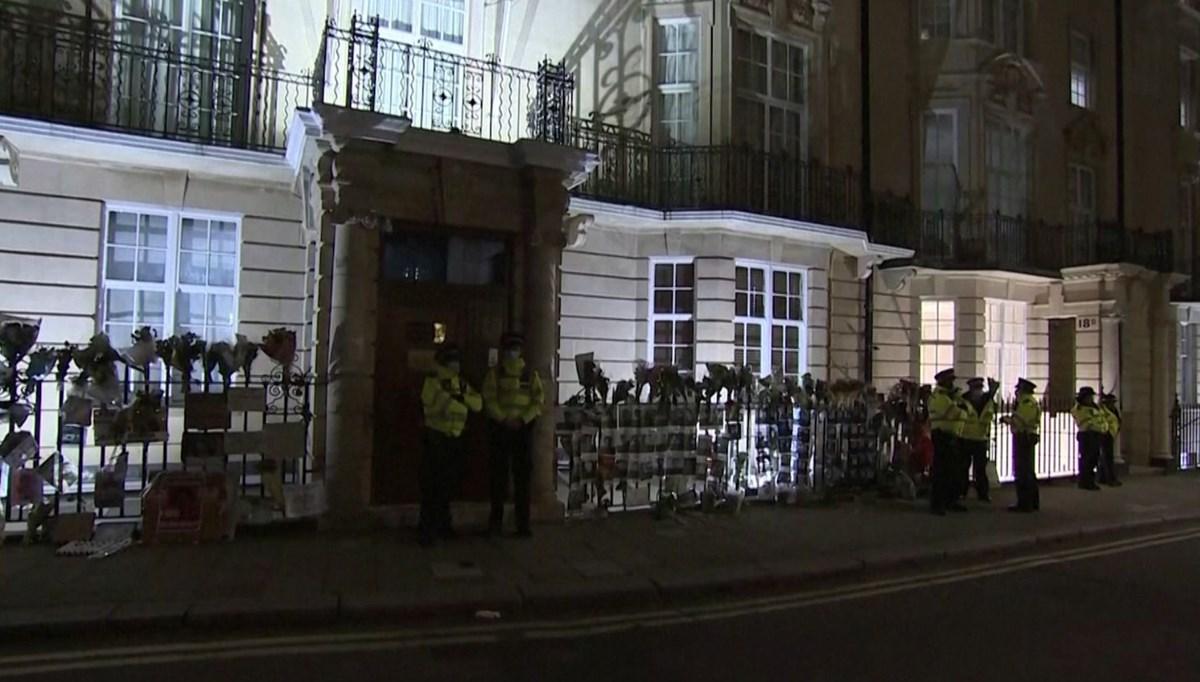 Myanmar tension in London
