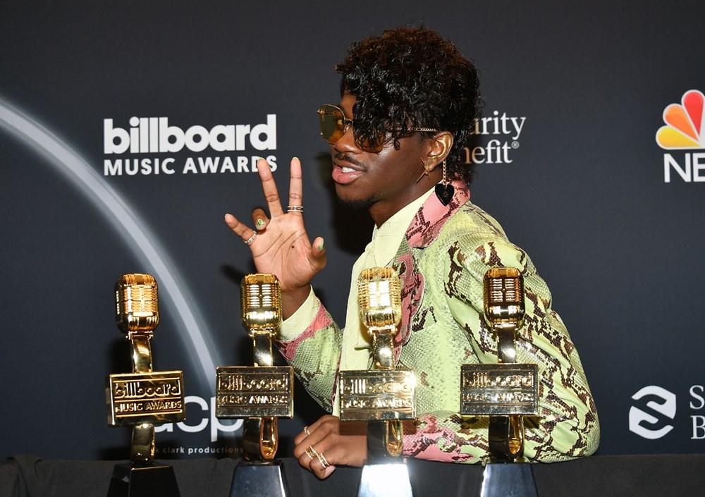 2020 Billboard Müzik Ödülleri sahiplerini buldu - 12