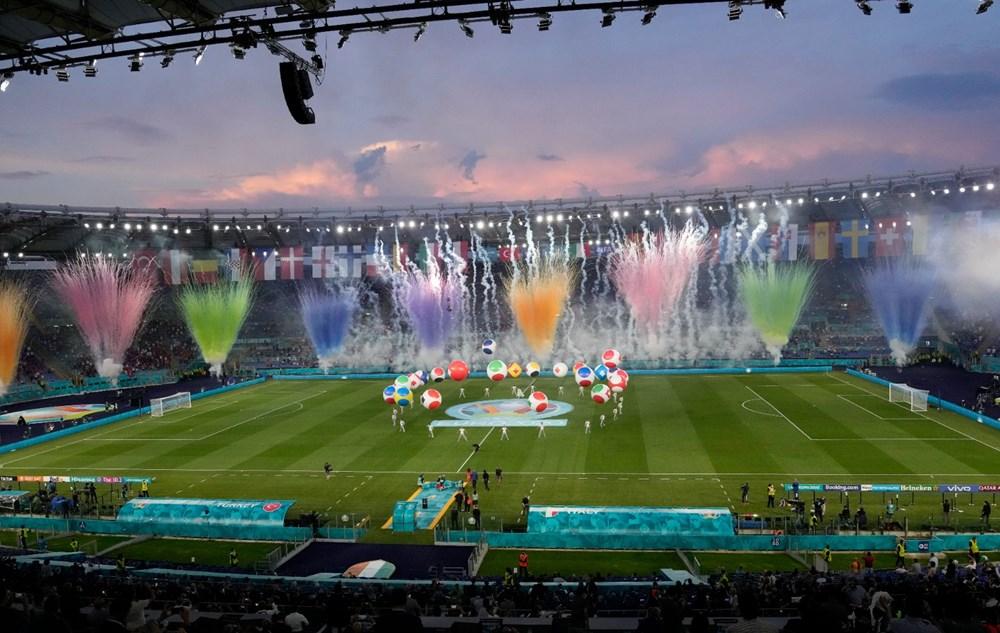 EURO 2020'ye görkemli açılış - 8