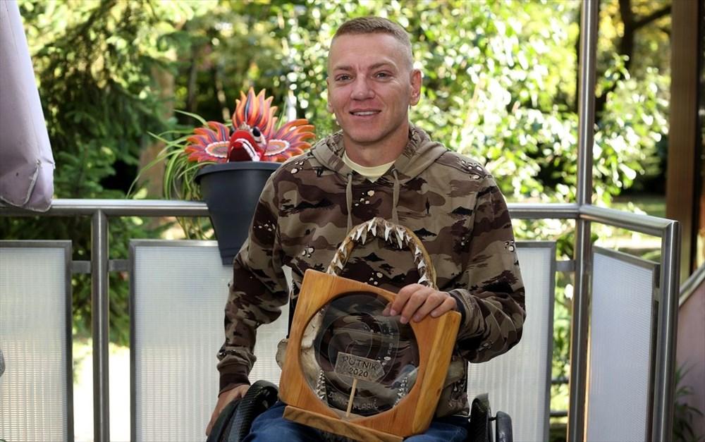 Gezme aşkı engel tanımadı: Hırvat seyyah, tekerlekli sandalyesiyle dünyayı geziyor - 5