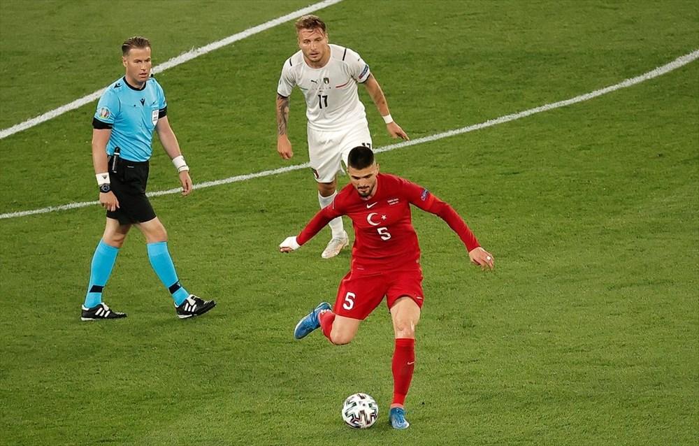 Milli Takım açılış maçında İtalya'ya yenildi (EURO 2020 - Türkiye:0 İtalya:3) - 8