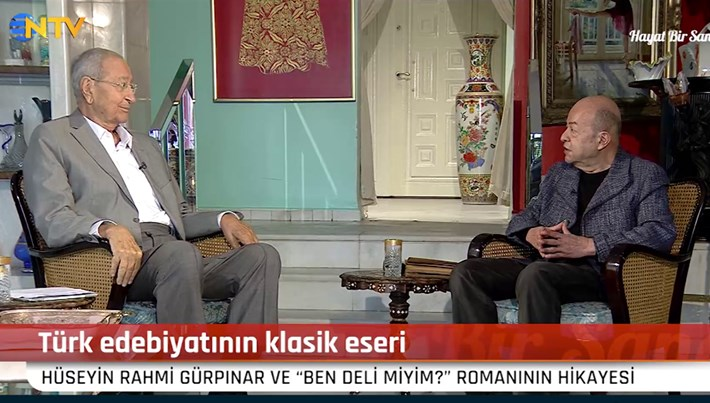 """""""Sokağı edebiyata taşıyan yazar"""" Hüseyin Rahmi Gürpınar (Hayat Bir Sanat 15 Kasım 2019)"""