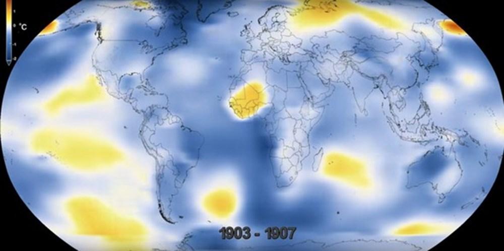 Dünya 'ölümcül' zirveye yaklaşıyor (Bilim insanları tarih verdi) - 32