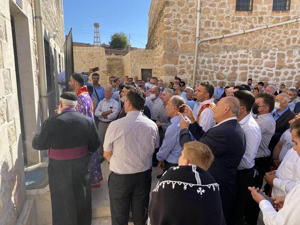 Midyat'ta Süryani cemaatinden 30 yıl sonra papaz töreni - 1