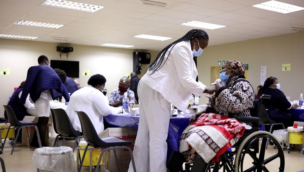 Afrika'da 450 bin doz Covid-19 aşısı imha edildi