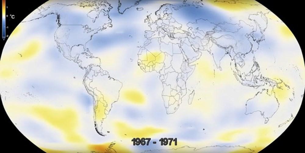 Dünya 'ölümcül' zirveye yaklaşıyor (Bilim insanları tarih verdi) - 97