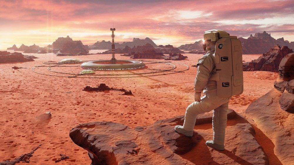 Bilim insanlarından 'Mars vebası' uyarısı: Kızıl Gezegen'den alınan örneklerin Dünya'ya getirilmesi yıkıcı bir pandemiye neden olabilir - 10