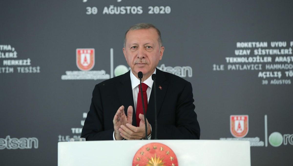 Cumhurbaşkanı Erdoğan:Atmaca yıl sonunda envantere girecek
