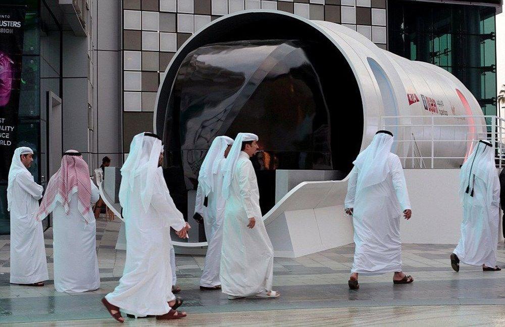 Hyperloop insanlı testlere başladı (Saatte 1000 kilometre hıza ulaşacak) - 4