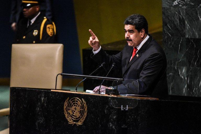 Maduro: ABD beni öldürmeye çalışıyor 13