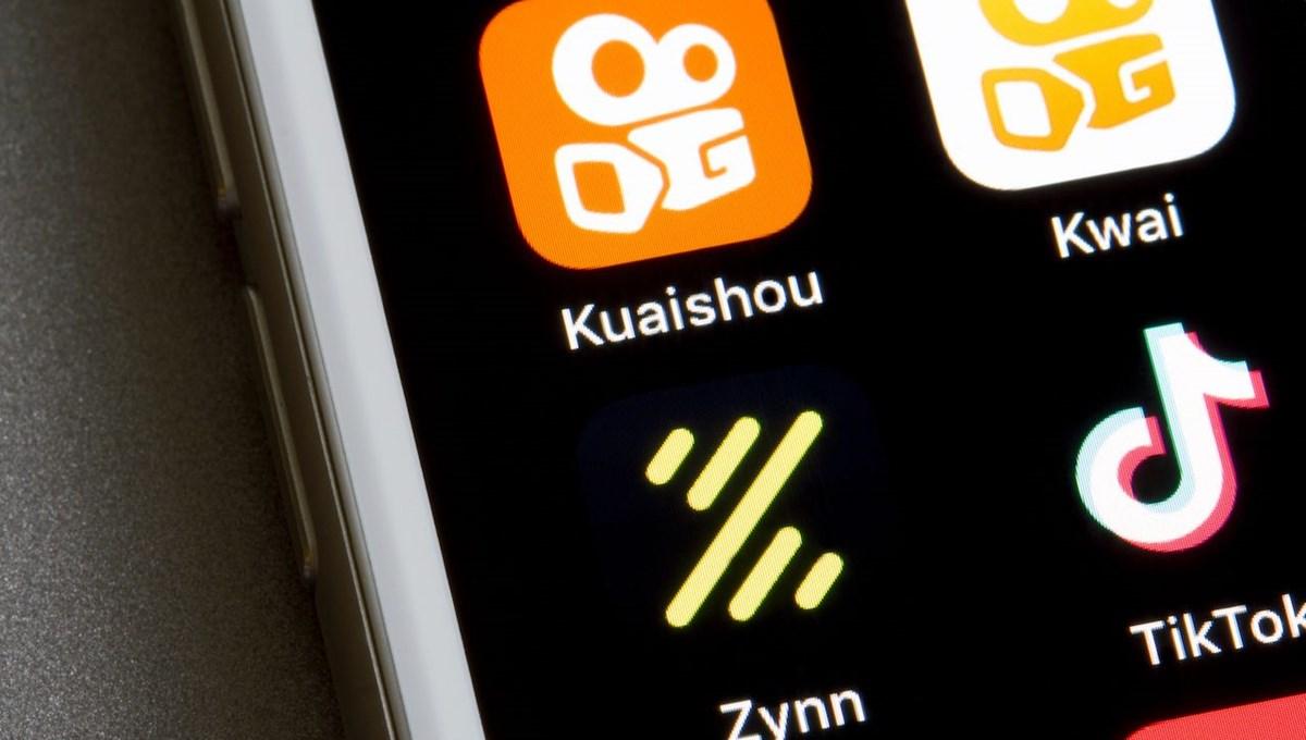 TikTok'un Çinli rakibi Kuaishou, Hong Kong halka arzında 5 milyar doları aşabilir
