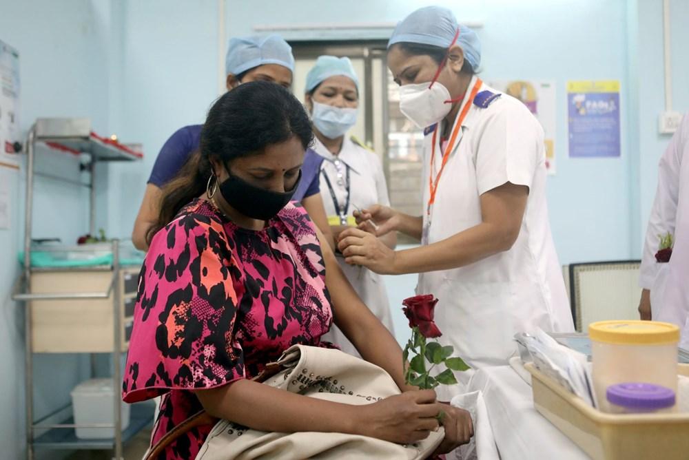 Bilim insanları hesapladı: Hindistan'da Covid-19 nedeniyle ölenlerin gerçek sayısı 4,7 milyon - 6