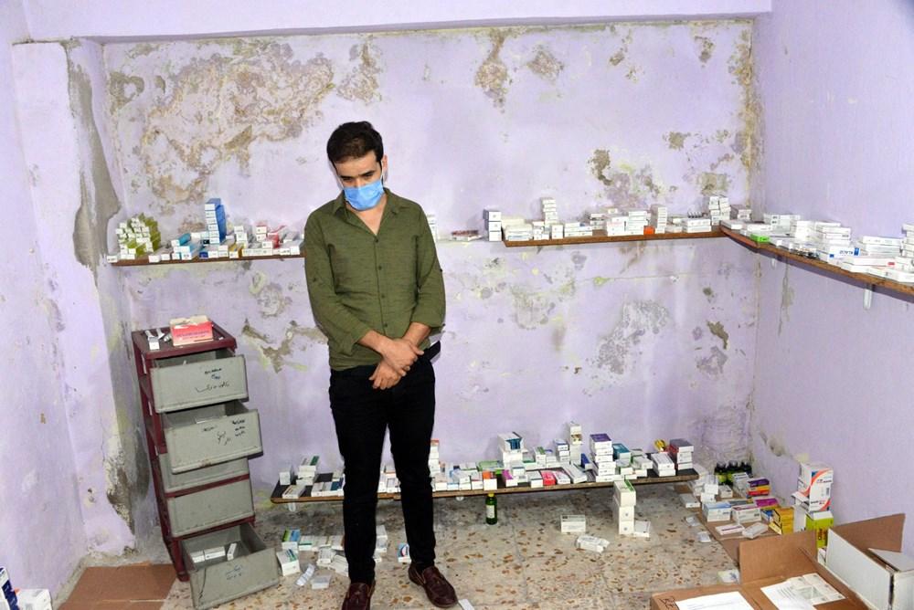 Suriyelilerin işlettiği 6 kaçak kliniğe polis baskını - 6