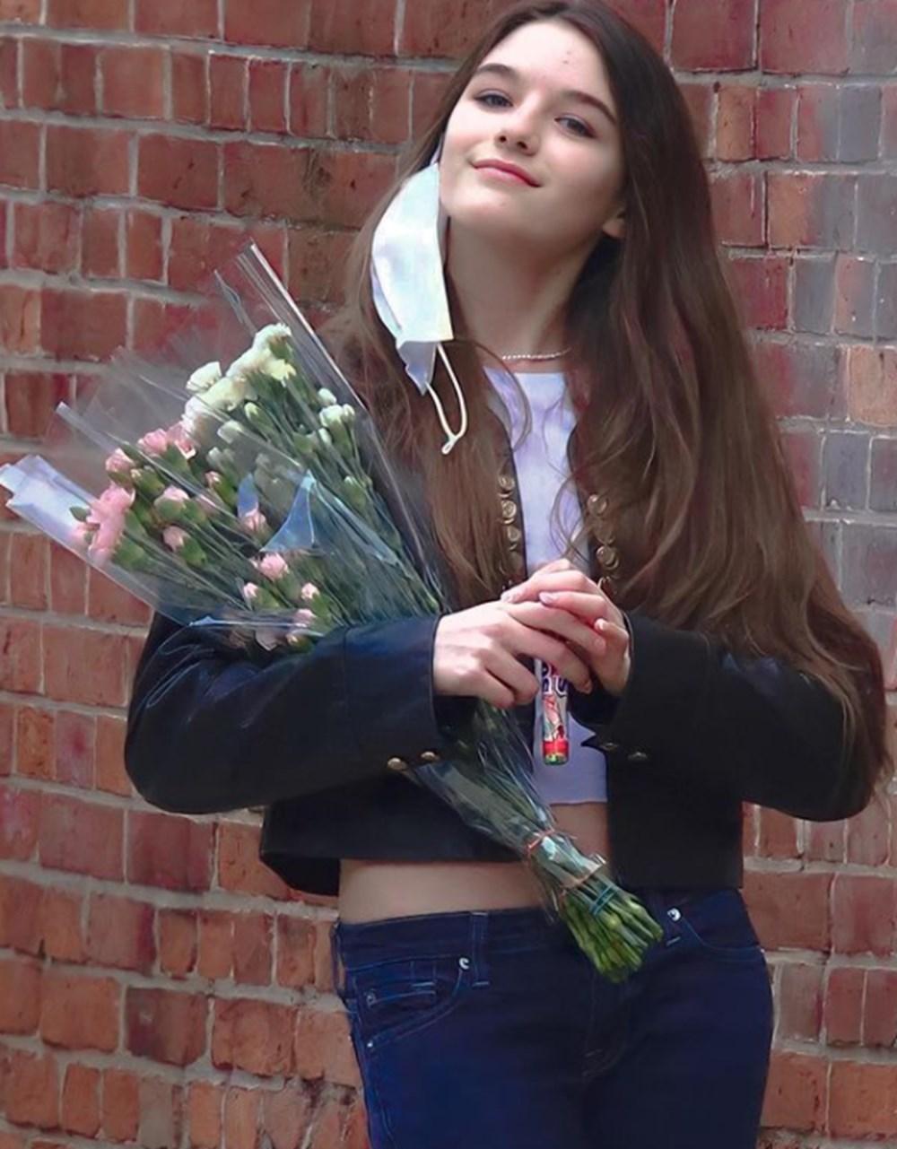 Katie Holmes ve Tom Cruise'un kızları Suri artık 15 yaşında - 9