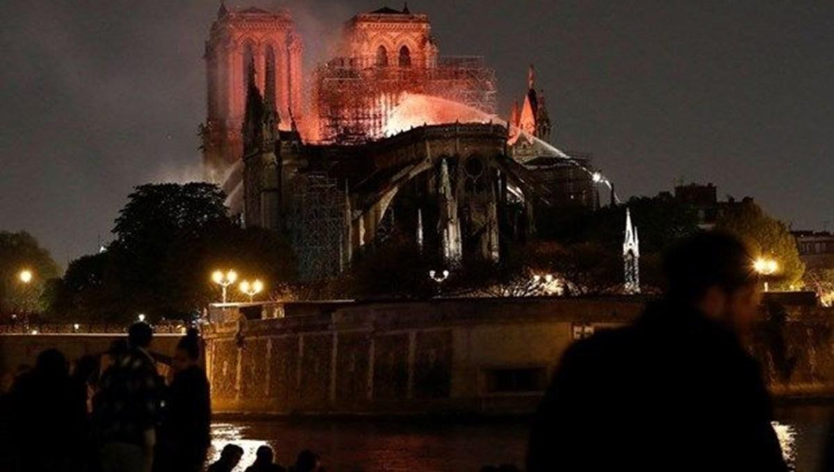 Notre Dame Katedrali için karar verildi