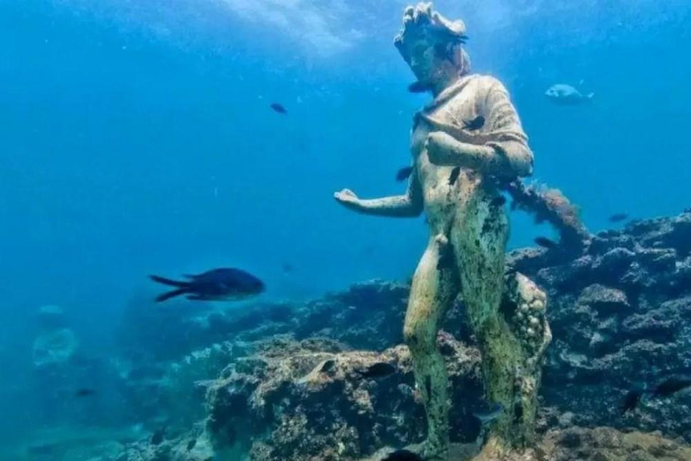Sanatın en derin hali: Dünyanın en güzel su altı müzeleri - 6