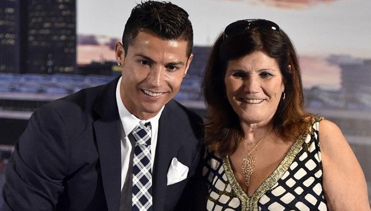 Dolores Aveiro: Ronaldo futbolcu olmasaydı duvar ustasıydı