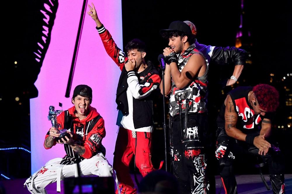 2020 MTV Video Müzik Ödülleri sahiplerini buldu - 16