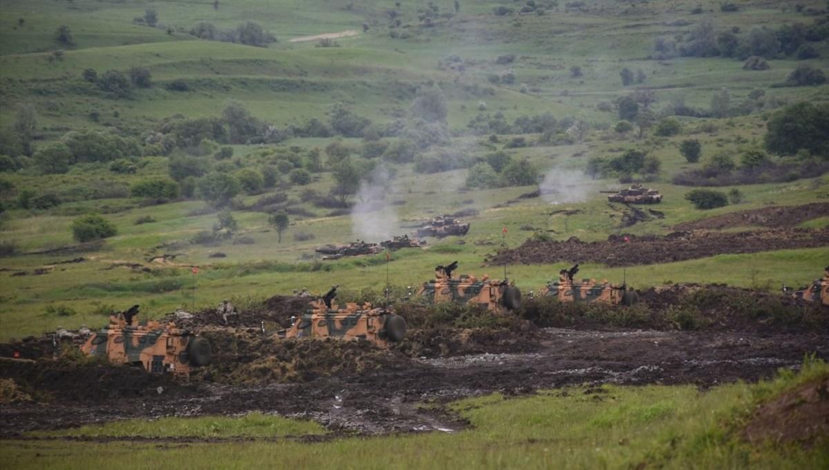 NATO exercise ended
