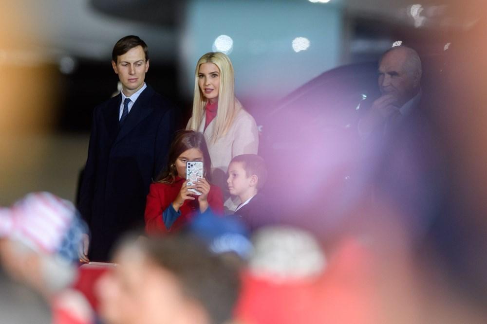 Ivanka Trump'ın maske takmaması çocuklarının okulunu etkiledi - 4