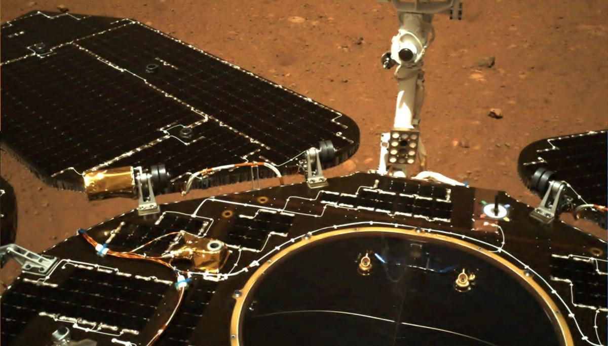 NASA'dan Çin'e tebrik mesajı (Tekno Hayat)