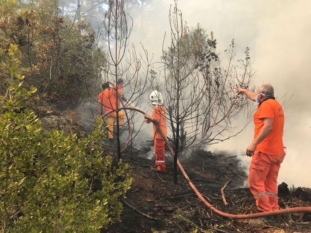 Antalya, Adana, Mersin,Muğla, Osmaniye ve Kayseri 'de orman yangınları - 11