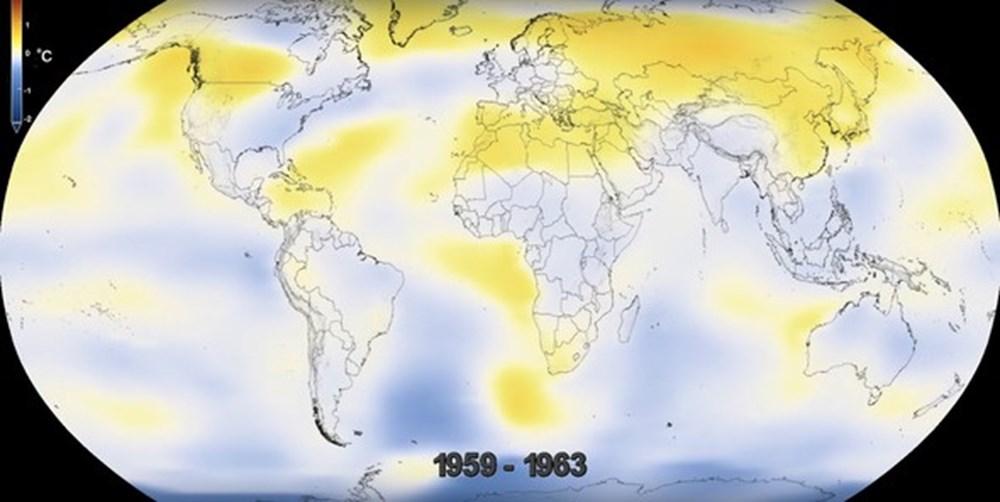 Dünya 'ölümcül' zirveye yaklaşıyor (Bilim insanları tarih verdi) - 89
