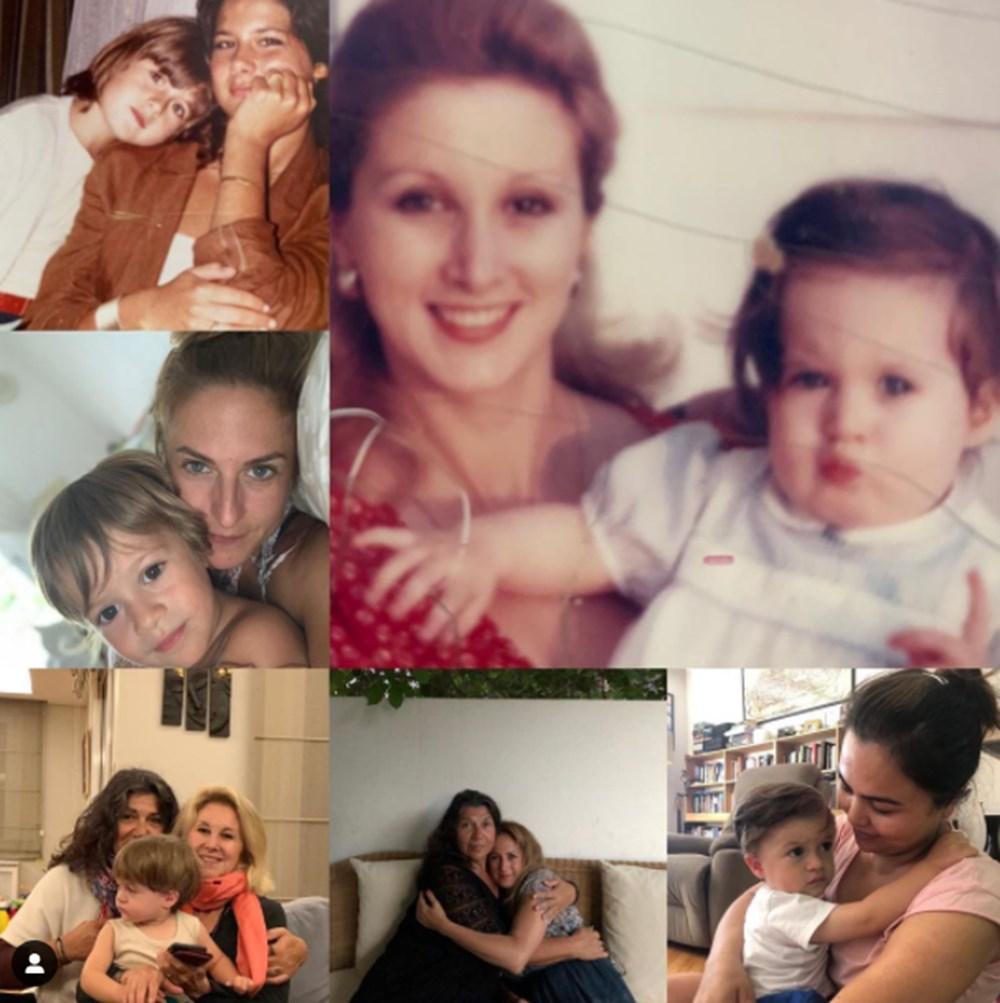 Ünlülerin Anneler Günü paylaşımları - 4