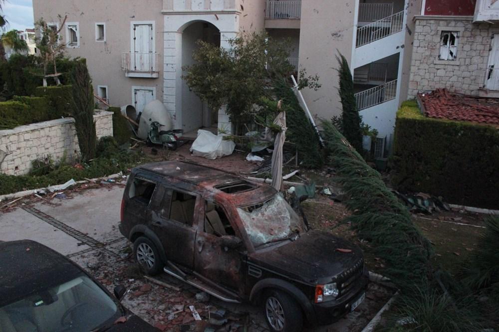 İzmir'de hortum felaketinin boyutları gün ağarınca ortaya çıktı - 5