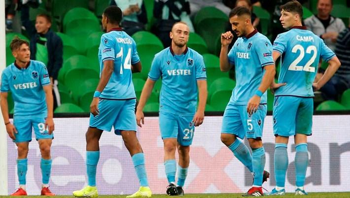 Trabzonspor, Rusya'dan eli boş dönüyor