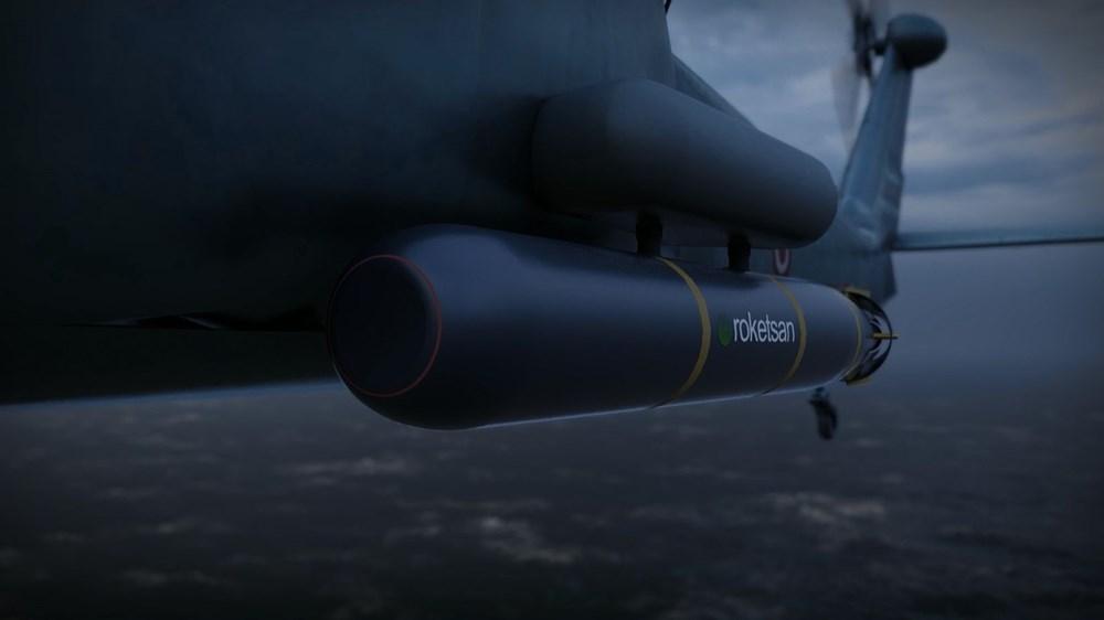 TSK'nın yeni roketatarı 12'den vurdu - 42
