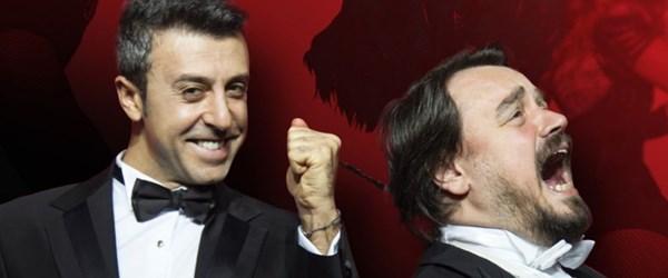 Two Turkish Tenors Trump'ta sahnelenecek