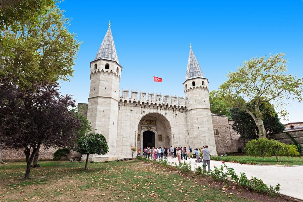 Dünyanın en görkemli müzelerinden birisi: Topkapı Sarayı - 3