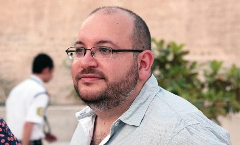 Washington Post gazetesi muhabiri Jason Rezaian
