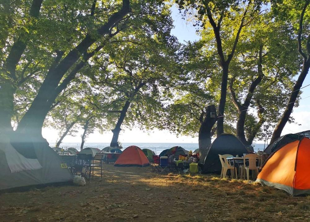 İstanbul çevresindeki en iyi kamp alanları - 46