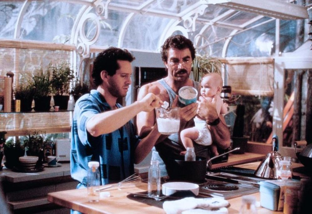Üç Adam ve Bir Bebek yeni versiyonuyla geliyor - 5