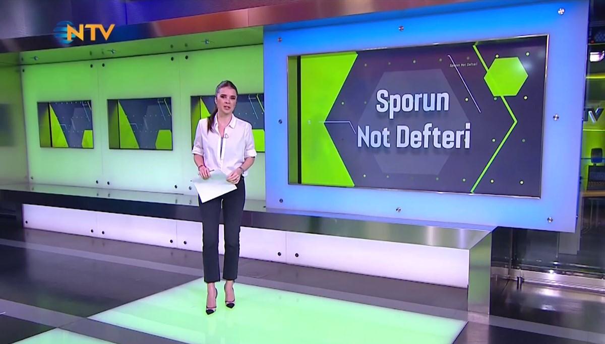 Sporun Not Defteri 23 Haziran 2020