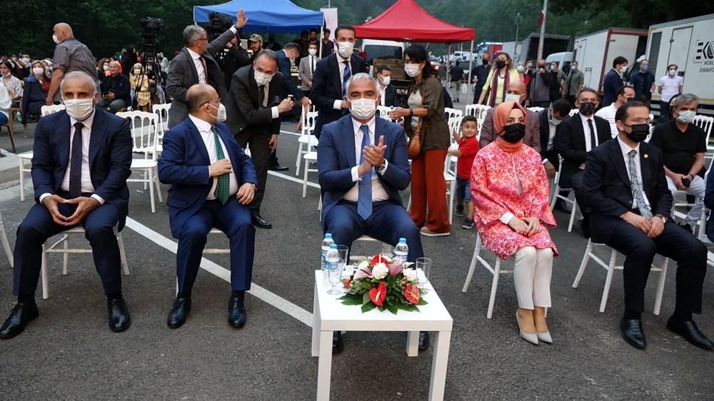 Sümela Manastırı 5 yıl sonra ziyarete açıldı - 20