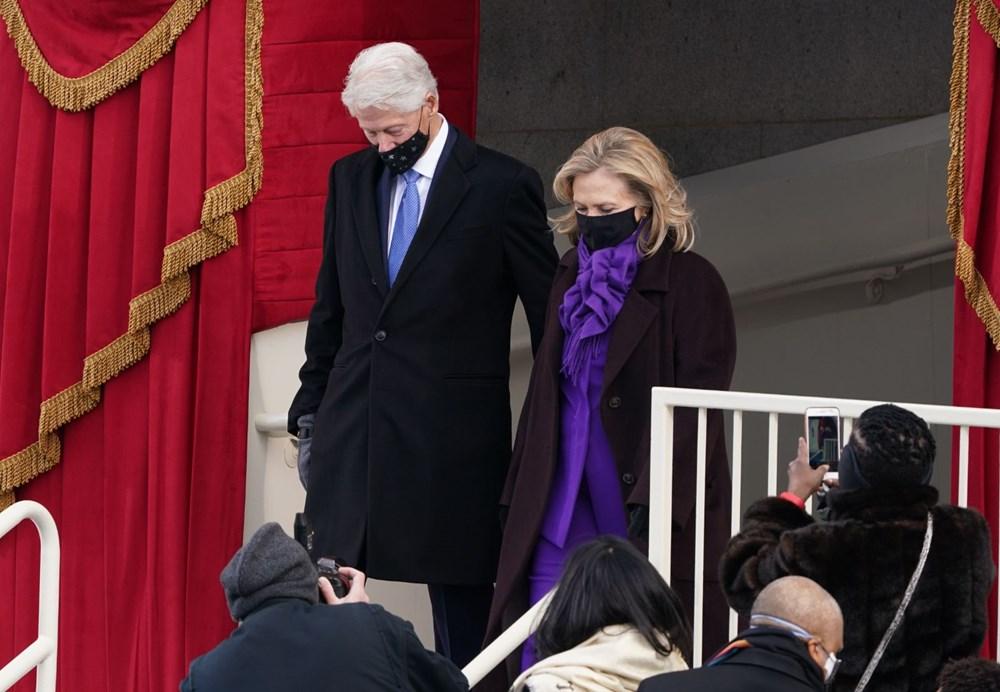 Joe Biden'ın yemin töreninden kareler (ABD'nin 46. Başkan Joe Biden göreve başladı) - 23