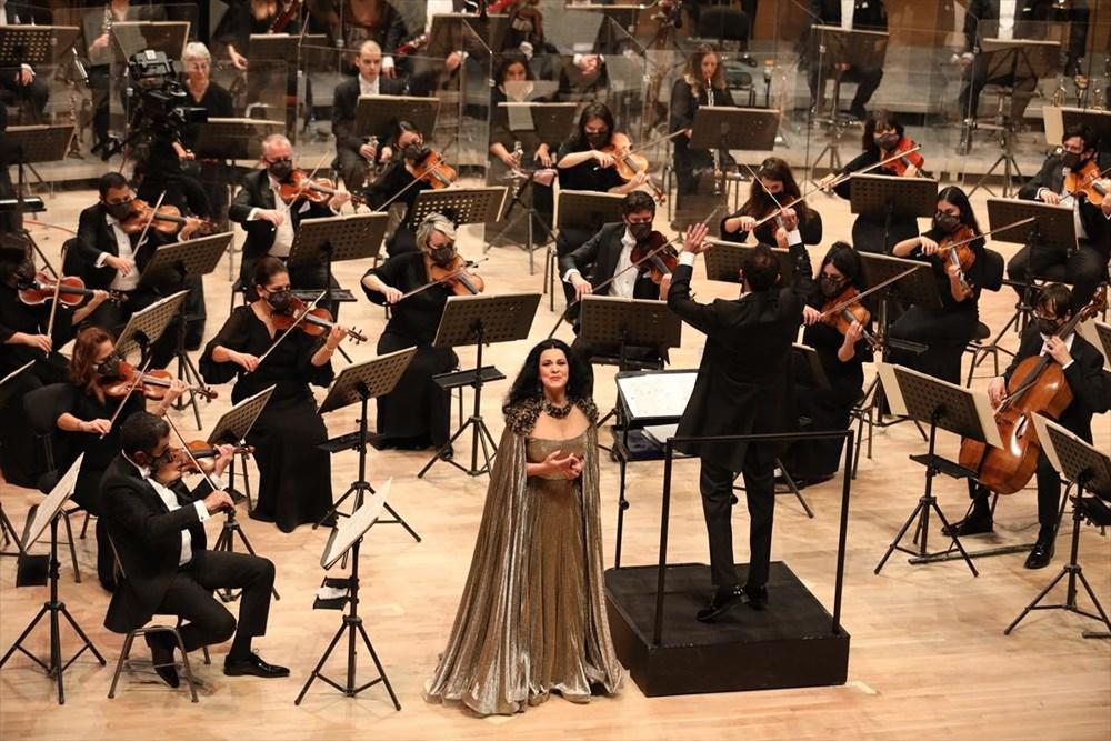 Cumhurbaşkanlığı Senfoni Orkestrası yeni bina açılış konseri - 32