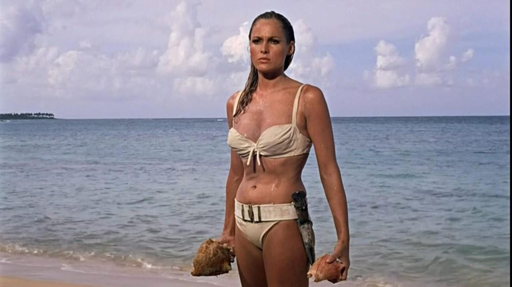 Ursula Andress'in James Bond bikinisi 500 bin dolara satılıyor - 4