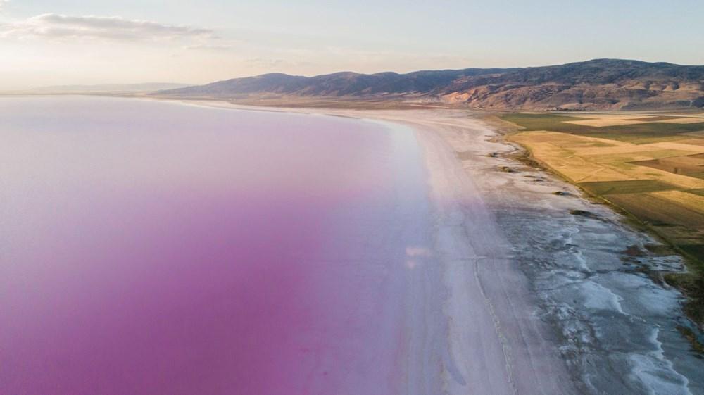 Tuz Gölü küçülüyor - 11