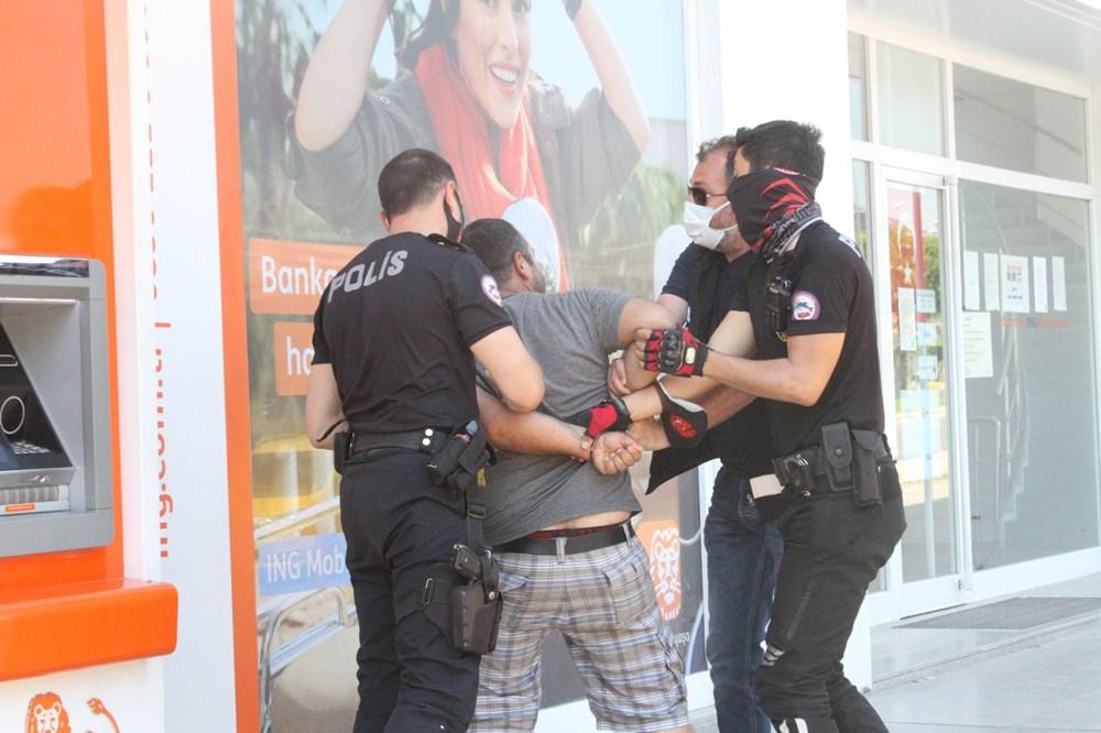 """Kısıtlamayı ihlal etti, """"Savcı akrabam var"""" diyerek polisin üzerine yürüdü - 4"""