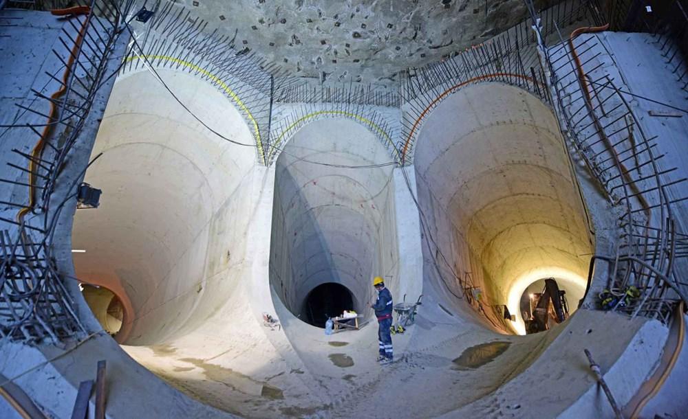 Yusufeli'nin yeni yerleşim yerine 40 tünelle ulaşılacak - 6